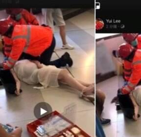 [서소문사진관]홍콩 '백의병',임산부까지 무차별 폭행. 아비규환의 전철역