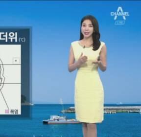 [날씨]서쪽 중심으로 폭염..오늘 밤 남부부터 '비'