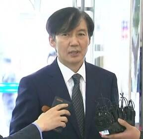 """조국 딸, 주민번호 변경 의혹..""""과한 추론"""""""