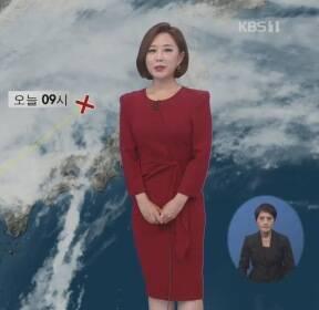 [날씨] 17호 태풍 '타파' 독도 동북동쪽 해상에서 소멸