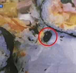 [단독] 편의점 도시락에서 발견된 벌레..1주일에 세 번이나 나와