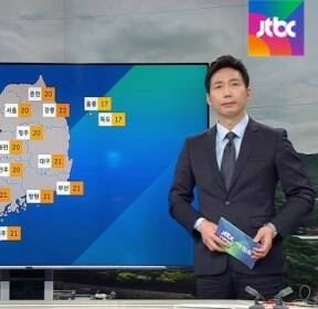 [기상정보] 아침 쌀쌀, 내륙 안개..낮 기온 조금 올라