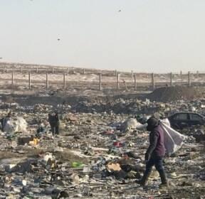 몽골 사막화가 만든 '환경 난민'..도시로 모여들며 대기오염 악순환 [현장르포]
