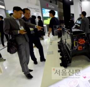 [서울포토] 코엑스, '에너지 플러스 2019'