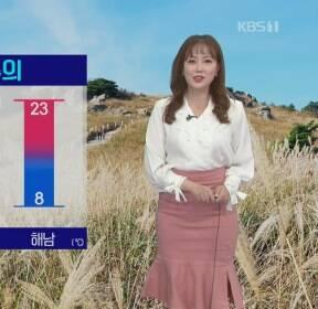 [날씨] 내일도 일교차 커..수도권·충남 미세먼지 '나쁨'