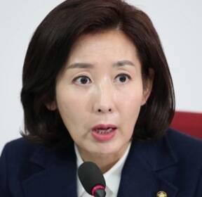 """""""나경원, 특정업체 선정 지시""""..스페셜올림픽 업체 의혹"""