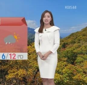 [날씨] 주말 대체로 맑지만 낮까지 남부 산발적 비