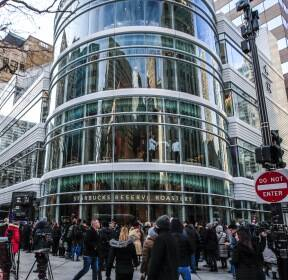 [H#story] '시카고에 생긴 세계에서 가장 큰 스타벅스..'