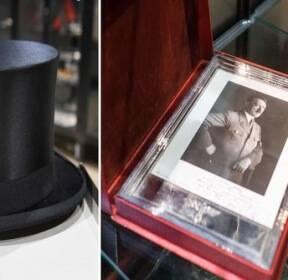 [서소문사진관] 히틀러 모자·사진, 에바 브라운 드레스· · · 독일 경매장에서 쏟아진 나치 물품들