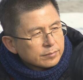 """황교안 """"단식 폄훼 개의치 않아""""..한국당 '황 대표 엄호'"""