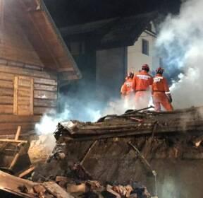 [서소문사진관]휴일 즐기러 왔다가..폴란드 스키리조트서 가스폭발로 어린이 포함 8명 사망
