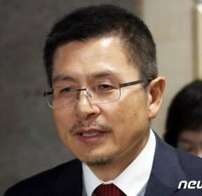 오늘 한국당 원내대표 선출, 최고위 참석하는 황교안