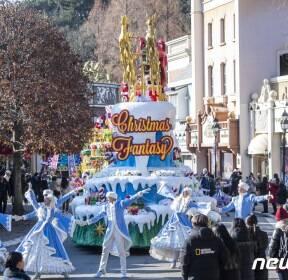 에버랜드, '크리스마스 판타지' 축제