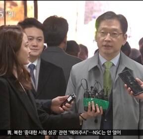 '유재수 감찰 무마' 의혹..김경수 소환 조사