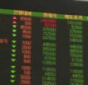 美中 무역협상·한반도 리스크..외인 재이탈 부추길까?