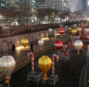 '2019 서울크리스마스페스티벌'을 장식할 조형물들