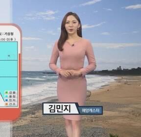 [내일의 바다낚시지수]12월12일 전국이 맑은 날씨.. 황해, 동해 먼바다 해황 좋지 않아