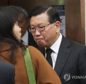김우중 전 회장 조문 마친 박삼구 전 회장
