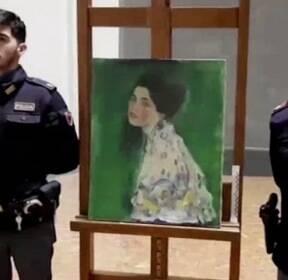 [해외 이모저모] 22년 전 도둑맞은 '클림트 그림' 찾았다