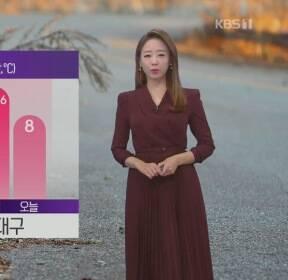 [날씨] 미세먼지 '좋음'~'보통'..당분간 초겨울 추위