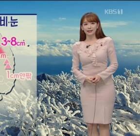 [날씨] 내일 새벽까지 곳곳 눈·비..강원 산간 최고 8cm