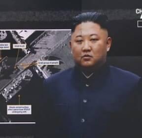 """""""남포 조선소에 수상한 움직임""""..北, SLBM 발사 준비?"""