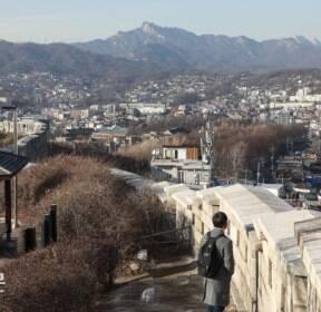 설연휴에 산책하기 좋은 곳..삼선동 장수마을 [정동길 옆 사진관]