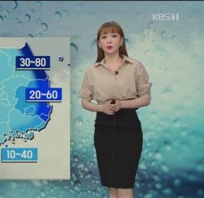 [날씨] 전국 비바람, 강원 산간 최고 50cm↑ 폭설