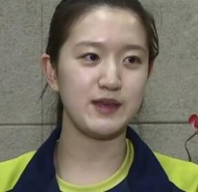 """여자 배구 '19살 샛별' 이다현 """"공사 구분 확실히"""""""