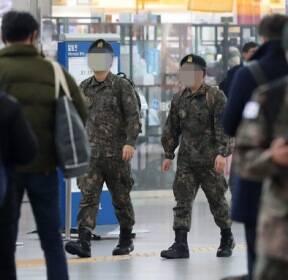 신종 코로나 확산 '군 장병 22일 부터 휴가·외출 통제'
