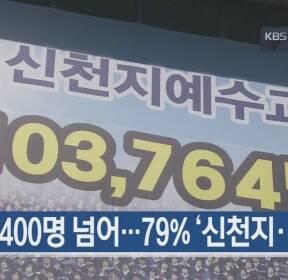 [2월 22일] 미리보는 KBS뉴스9
