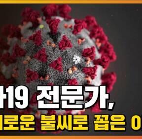 [자막뉴스] 코로나19 전문가, 한국을 새로운 불씨로 꼽은 이유