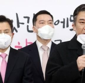 최승재 소상공인연합회장 미래통합당 입당 인사말