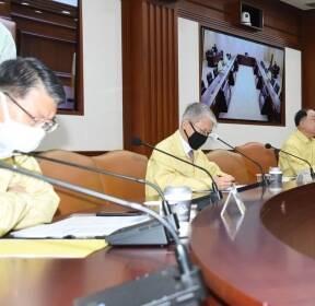 코로나19 대응 경제관계장관회의 겸 위기관리대책회의