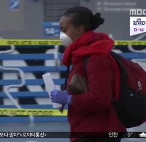 """美 """"마스크 착용 검토""""..佛 마스크 생산 확대"""