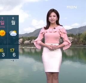 4월 첫날 포근·건조..강원, 경북 동해안 비