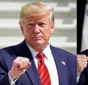 미 대선, 샌더스 '중도하차'..트럼프-바이든 맞대결