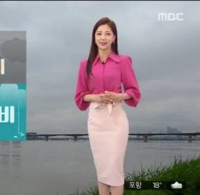 [날씨] 안개 낀 출근길..내일 곳곳 요란한 비