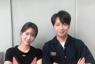 예능 촬영 현장 공개
