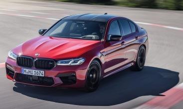 BMW M5 F/L (6세대)