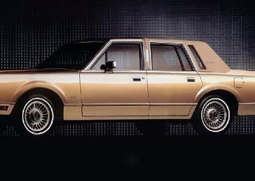 영화 '링컨 차를 타는 변호사' 속 1세대 모델