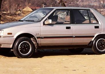 1980년대로 떠나는 자동차 추억여행