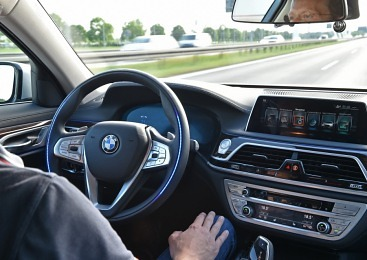 BMW, 텐센트와 협력으로 2021년까지 레벨 3 단계
