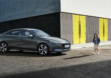 현대차, 신형 아반떼 N라인·하이브리드 5월 양산..N 모델은 내년