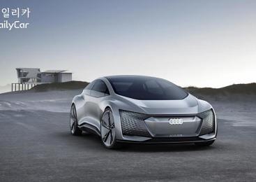아우디, 2024년 차세대 전기차 출시 앞서 2021년 프리뷰 콘셉트 공개