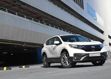 [시승기] 소소한 개선을 이뤄낸 스테디셀링 SUV, 혼다 뉴 CR-V 터보