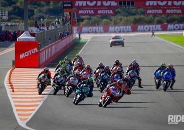 2020 MotoGP 14라운드 SPA Valenciana 리뷰
