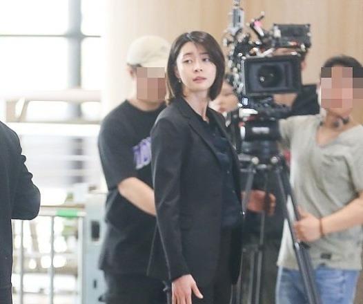 드라마 촬영 현장 공개
