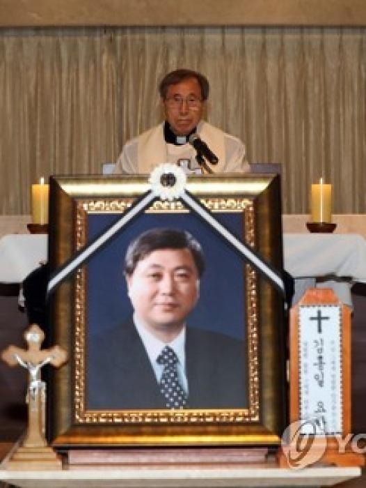 김홍일 전 의원 별세