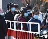 중국 지역감염 속출..베이징 '베드타운' 랑팡시 전면 봉쇄